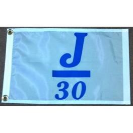 Bandera de Clase J/30 pequeños