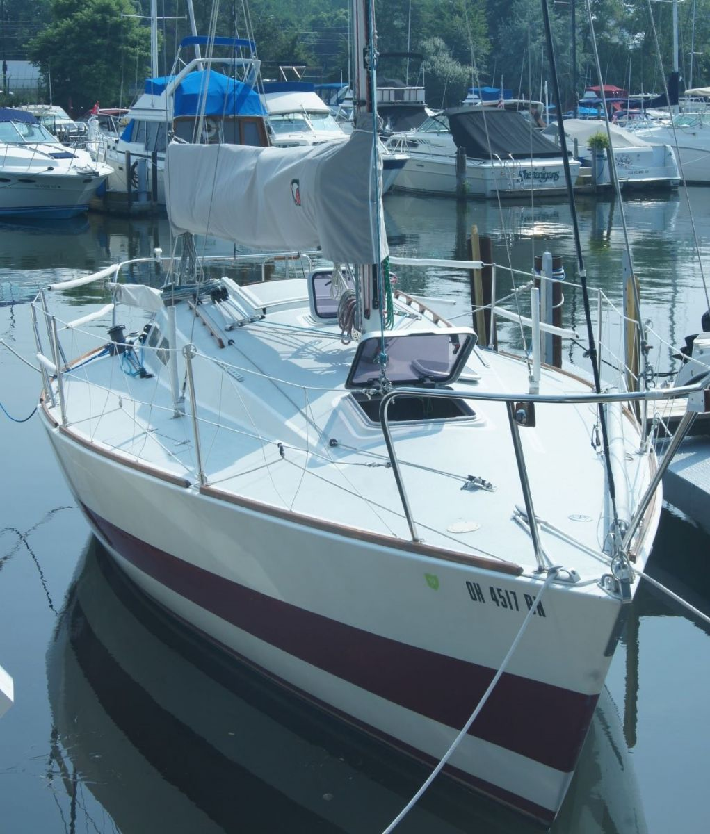 For Sale: Breezin\' Hull 454 in Cleveland, Ohio - J/30 Class Association